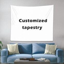 Гобелен на заказ, гобелены с рисунком мандалы, настенный гобелен для ведра, хиппи, Настенное подвесное одеяло, украшение, роспись, большие пл...