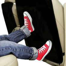 Car Seat Back Cover Protector Kick Clean Mat Pad Anti Stepped Dirty for Kids Baby Accessories Solid Soft Fashion Hot 2020
