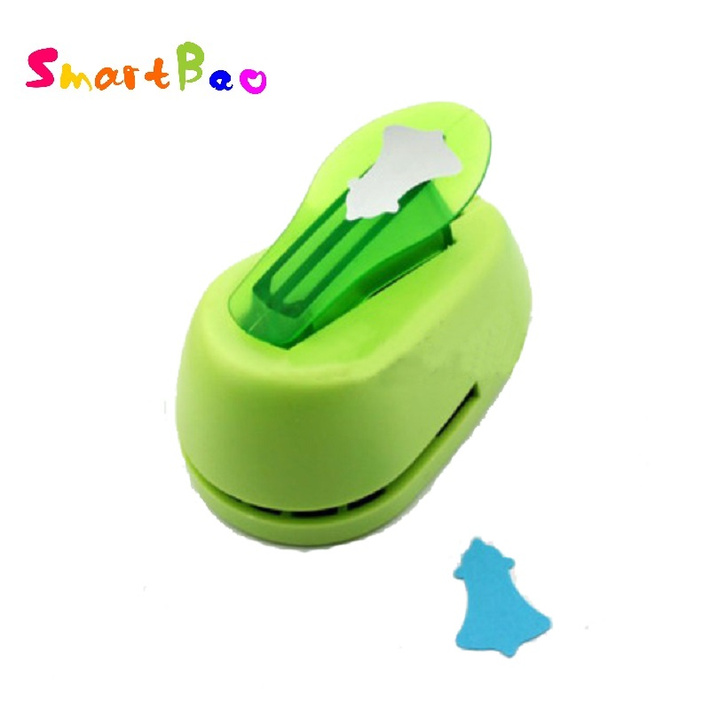 Puncher Scrapbooking Bell Scrapbooking Punches For Scrapbook Paper Punch To Make Die Cut ; Pattern Width About: 2.4cm/0.94