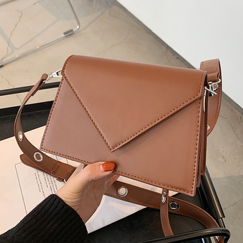 Women Small Pu Leather Handbags Fashion Ladies Shoulder Bag High Quality Crossbody Bags for Women Designer Female Messenger Bags image