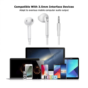 Image 4 - Verhux Music Earbuds Stereo Gaming Earphone for Phone Xiaomi with Microphone for iPhone 5s iPhone 6 Computer