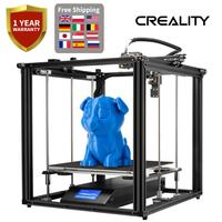 CREALITY 3D Ender 5 Plus 3D Printer 350*350*400MM Resume Print Filament Sensor With BL touch