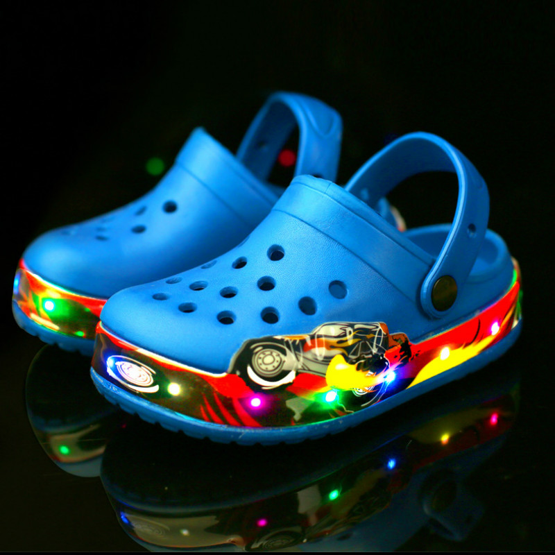 Lighting Shoes For Baby Boy
