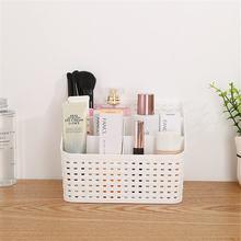 Hot Make Up Jewelry Organizer Box Makeup Organizer Box For Cosmetics Desk Office Storage Skin Care Case Lipstick Case Sundries