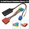 Bluetooth адаптер Mp3 Aux in Music Cd кабель адаптер Вход линия для-Audi концертная симфония хор 1 2 Ii