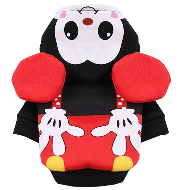19 Winter Pet Dog Clothes Warm Cartoon Jacket Thick Cotton Coat Cute Small Dogs Pets Clothing for French Bulldog Puppy Teddy 12