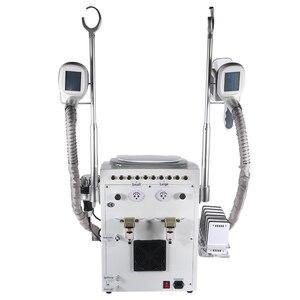 Image 4 - CE מוסמך יופי סלון עבור רב מוט ואקום RF cavitation הרזיה מכונת