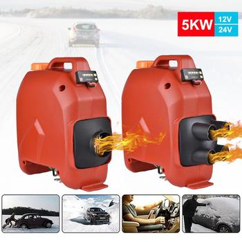 5KW 12V24V All in one Air Diesels Heater Parking Heater With Remote Control Car Fuel Heater for RV Motorhome Trailer Trucks Boat