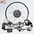 Электрический велосипед 48V1000W  бесщеточный мотор-колесо  комплект для переоборудования Ebike  электрический велосипед