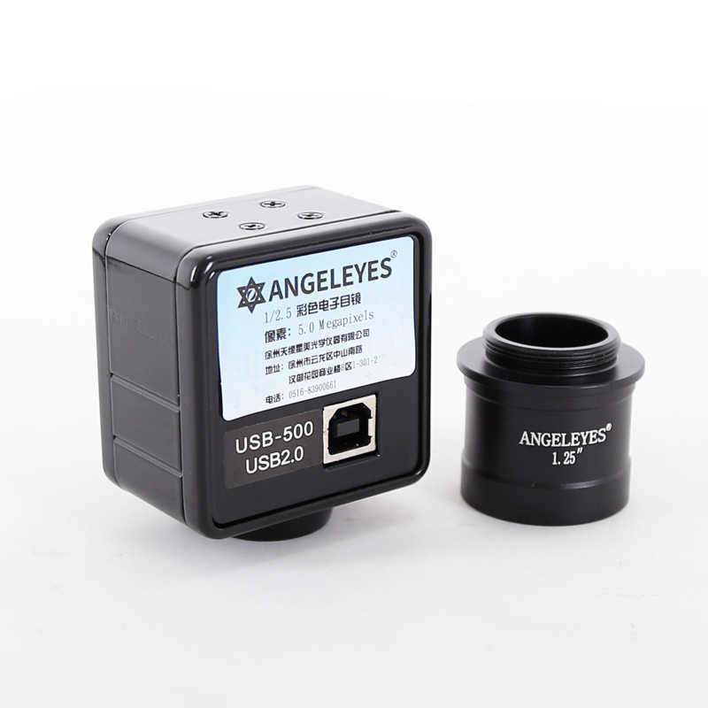 Thị kính điện tử Angeleyes CCD 5.0 Megapixel