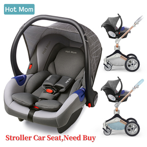 Car Seat Group 0+ for Hot Mom