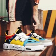Men Casual Shoes Breathable Male Canvas Tenis Masculino Zapatos Hombre Sapatos Outdoor Sneakers E21-27