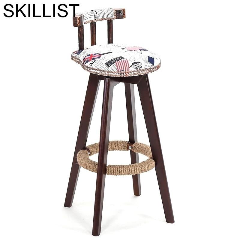 Sgabello Barstool Sandalyeler Comptoir Stoel Banqueta Todos Tipos Ikayaa Leather Cadeira Tabouret De Moderne Silla Bar Chair