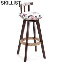 Sgabello Barstool Sandalyeler Comptoir Stoel Banqueta Todos Tipos Ikayaa Leather Cadeira Tabouret De Moderne Silla Bar Chair цены онлайн
