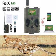 HC300M Hunting Trail Camera HC-300M Full 12MP 1080P Video Night MMS GPRS Scouting Infrared Game Hunter Cam