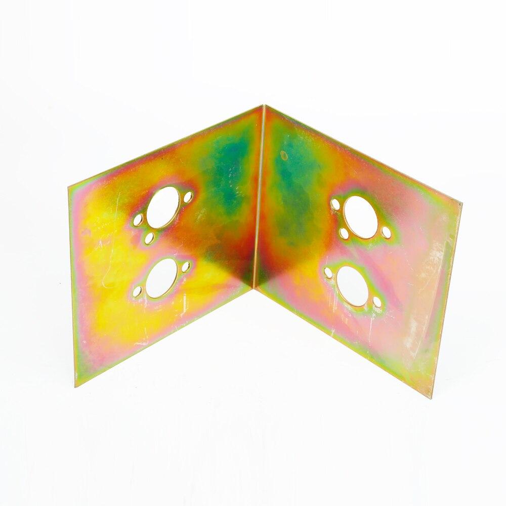 L Монтажная пластина(базовая пластина) для водонагревателя, который похож на угловой кронштейн нагревателя webasto