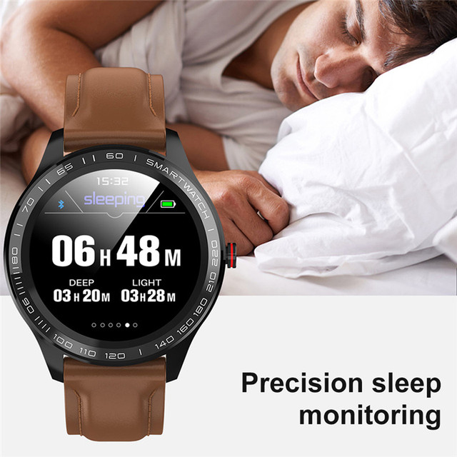 L9 Smart Watches ECG PPG Fitness Traker Information Push Phone Call Reminder Heart Rate Monitor Smartwatch For women men for IOS 5