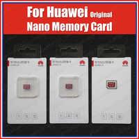 90 mo/s carte d'origine Huawei NM mémoire Nano 64 go/128 go/256 go Huawei Mate30 Mate 30 Pro P30 Pro Mate20 Pro X 5G Nova 5 Pro