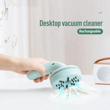 Mini Handheld Auto Pet Haar Saug Gerät Desktop Tastatur Staubsauger Starke Starke Wind Und Sauber Einfach Und Convient