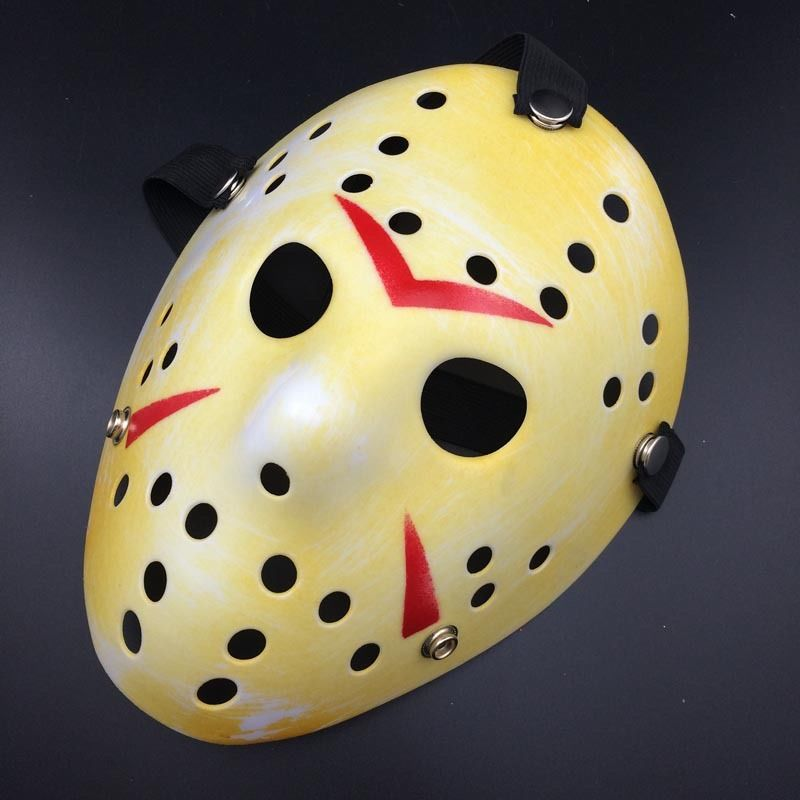 Friday The 13th Halloween Myers Jason VS. Freddy Mask