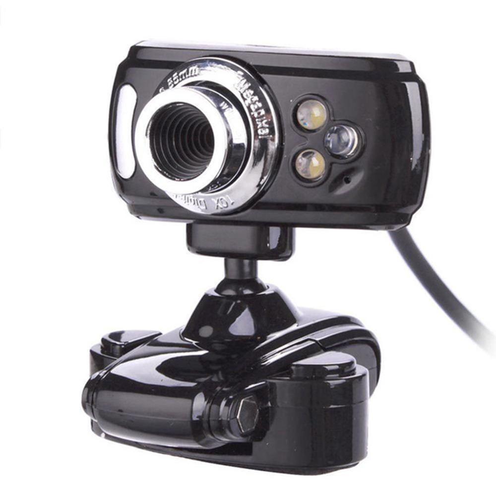 HD 10 Million Pixels Webcam Web Cam With Mic Webcam With Microphone HD Web Camera For Computer PC Laptop Desktop
