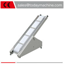 Finished packet Belt Conveyor for matching packaging machine automatic finished product conveyor for vffs packaging machine conveyor belt production line