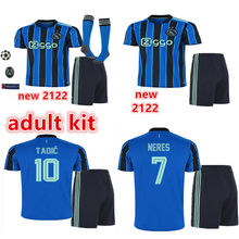 Gravenberch mazraoui adultos kit novo 2021 22 ajaxe camisa haller tadc idrissi antony kudus klaassen 2022 masculino kit de qualidade superior