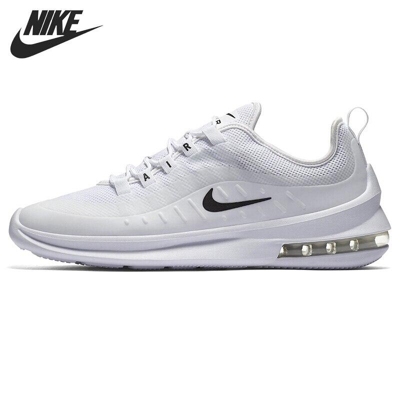 NIKE AIR MAX AXIS Running Shoes Men Women Sports Shoe Unisex Cushioning Max Air Sneakers AA2146-100 Original New Arrival 2019