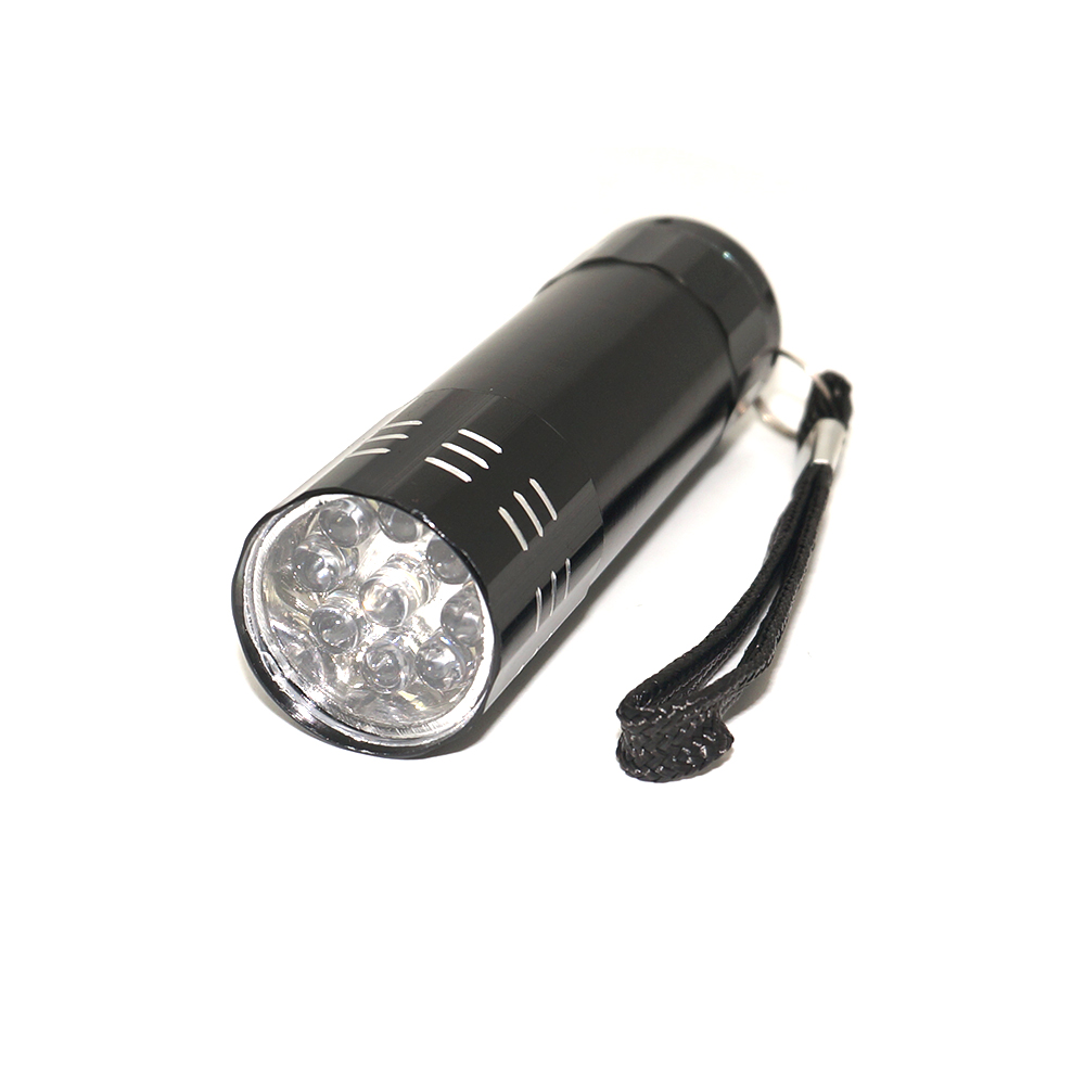 SURPER BRIGHT TORCH 9 LED  TORCHES CAMPING FLASHLIGHT LIGHT LAMP