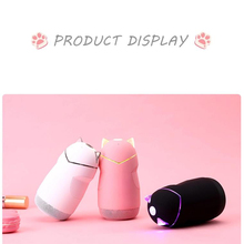 Bluetooth Speakers Pink Battery Ce USB 1 for Cell-Phone White Cat-Shape Support Tf-Card