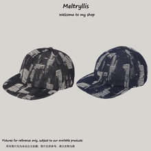 [meltryllis] новая модная мягкая складная бейсбольная кепка