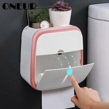 Shelf Roll-Dispenser-Storage-Box Paper-Holder Toilet-Paper-Tray Bathroom-Accessories