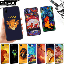 Cartoon Movie Lion King Silicone Soft Case for Redmi 4A 4X 5 Plus 5A 6 Pro 6A 7 7A S2 Go K20 Note 5A Prime 8 ariana grande lovely cartoon silicone soft case for redmi 4a 4x 5 plus 5a 6 pro 6a 7 7a s2 go k20 note 5a prime 8