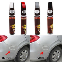 Car Colors Fix Coat Paint Pen Touch Up Scratch Clear Repair Remove Tool 4 Colors for Clearing Coat Scratch Repair(China)