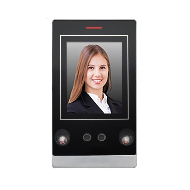 Facial Face Recognition RFID Fingerprint Access Control Biometrics Door Lock Access Control