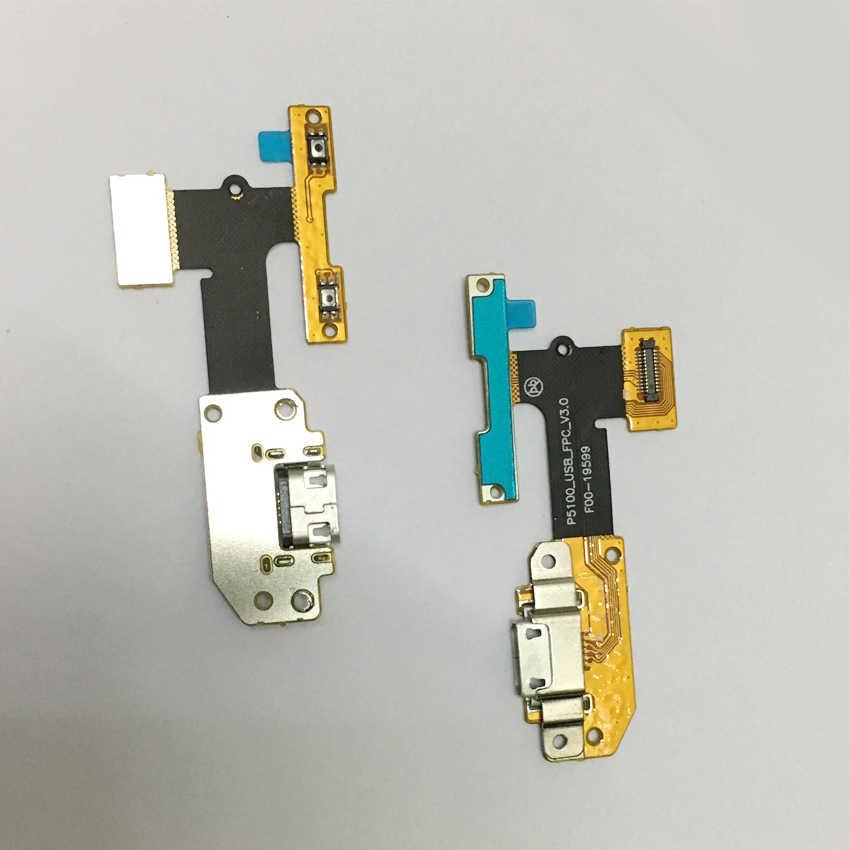 P5100 P5000 зарядка через usb Порты и разъёмы док-станция для зарядки с гибким для lenovo YOGA Tab 3 YT3-X50L YT3-X50f YT3-X50 YT3-X50m p5100 YT3-850F p5000