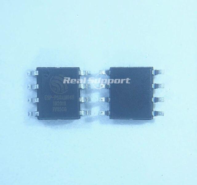 10 шт., PSRAM, 3,3 В, SOP8, 64 Мбит/с, может заменить IPS6404LSQ, ESP PSRAM64H