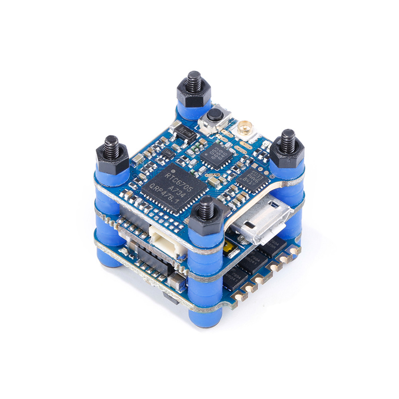 Image 4 - iFlight SucceX V2 Mini Flight Tower 2 6S with SucceX F4 V2.1 FC/SucceX 12A V2 4 in 1 ESC/Succex PIT/25/100/200/400/500mW V2 VTX-in Parts & Accessories from Toys & Hobbies