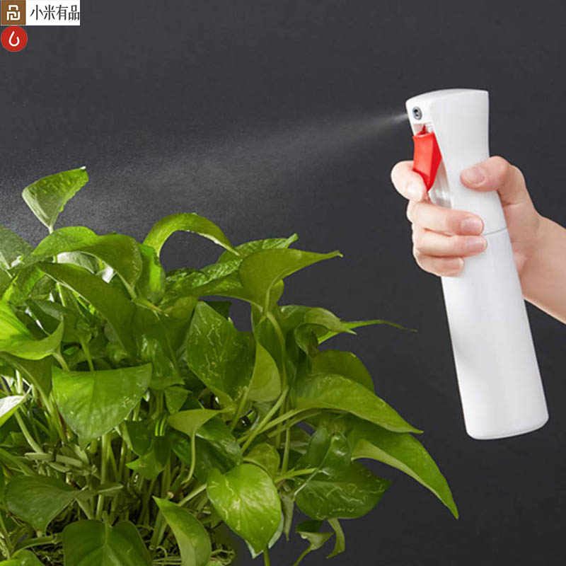 2 stücke Youpin YJ Hand Druck Sprayer Hause Garten Bewässerung Reinigung Spray Flasche 300ml für Anhebung Blumen Familie Reinigung