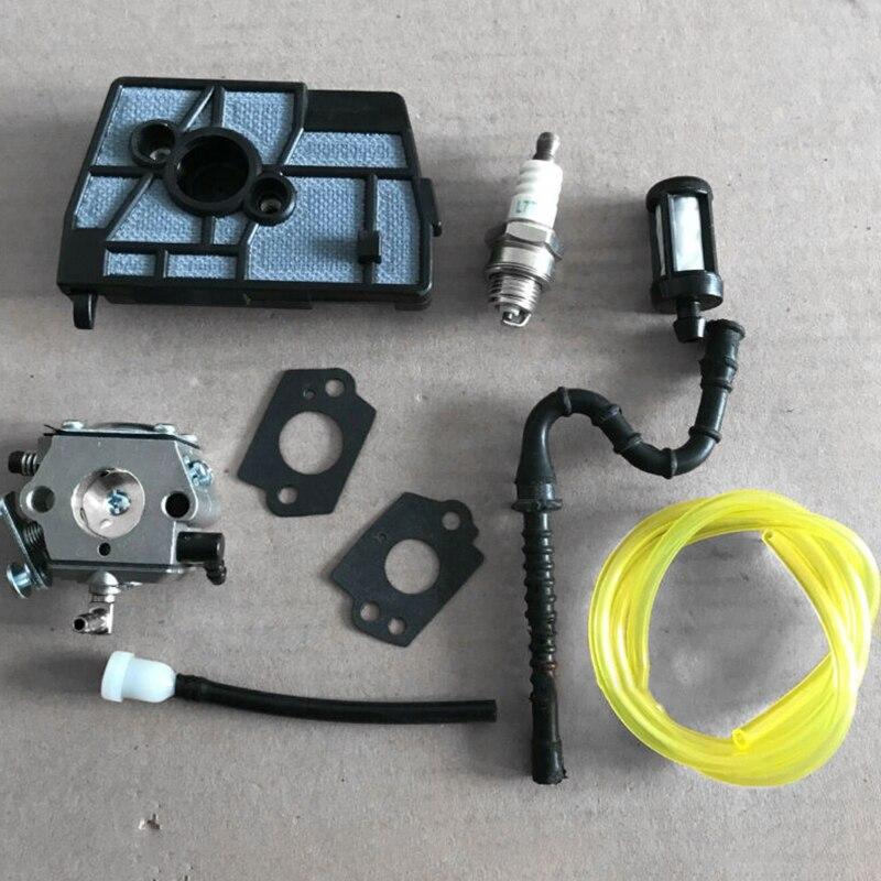 Carburetor Gasket Air Fuel Filter For Stihl 028AV 028WB 028 Super 028AVSEQ 028AVSEQW 028AVSEQWB Air Fuel Filter Supplies New