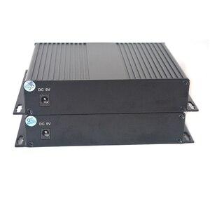 Image 5 - 2 kanal HD SDI Fiber Optik Medya Dönüştürücüler Video/Ses/RS485 Veri/10/100 Mbps Ethernet fiber Verici ve Alıcı
