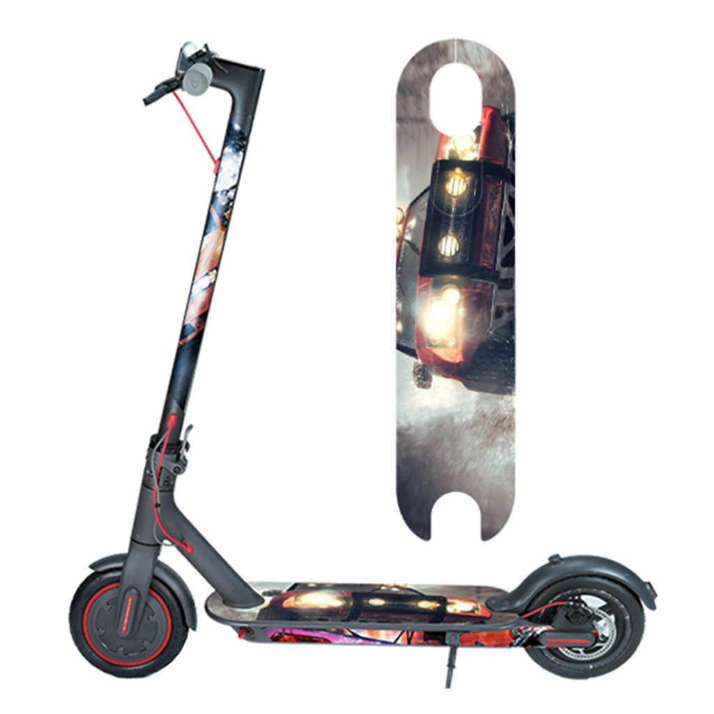 M365 pro Aufkleber Wasserdichte Tragen Beständig Elektrische Roller Ganze Körper Aufkleber Band Paster Nicht-Slip Xiaomi Mijia M365 Pro # f