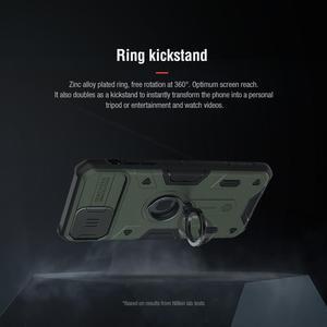 Image 4 - Ochrona aparatu dla iPhone 11 Pro Max pierścień stojak Case ,NILLKIN slajdów pokrywa dla iPhone 11 6.5 2019 pokrywa dla iPhone 11 Pro przypadku