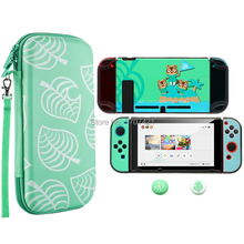 2020 neue Nintend Schalter Zubehör Tragen Tasche + Gehärtetem Glas Film + Hard Shell Fall Für Nintendos Schalter Spiel Konsole
