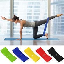 Спортивные Эспандеры для йоги, фитнес-тренировки, эластичная растягивающаяся лента для силовой тренировки, петли для йоги, упражнения на здоровье, тянущийся ремень