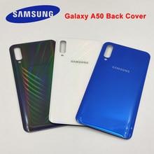 Чехол для Samsung Galaxy A50 2019, задняя крышка аккумулятора, задняя крышка корпуса, сменная крышка для Samsung A50, A50, A505, A505F, A505DS