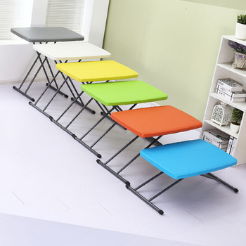 Folding Table Simple Household Small Table And Chair Dining Table Learning Portable Outdoor Square Table