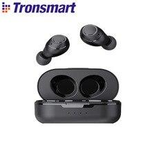 Tronsmart Onyx Free TWS Wireless Earbuds UV Bluetooth Earphones QualcommChip with aptX, IPX7 waterproof
