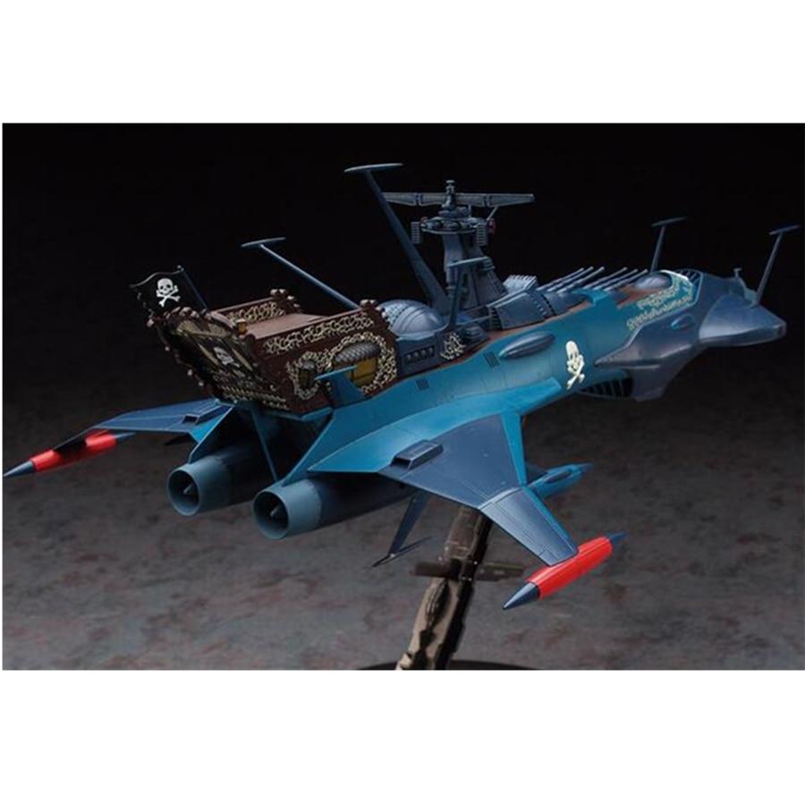 Model 64508 Building Kits 1/1500 Scale Ruimte Pirates Arcadia Tweede Oorlogsschepen Assembling Block Toys For Kids & Adult Child