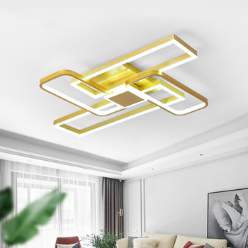 Ceiling light Bedroom Led Lights Cealing Lamp Modern Surface Dimmable With Remote Control For Rooms